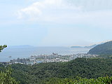 紀淡海峡を望む